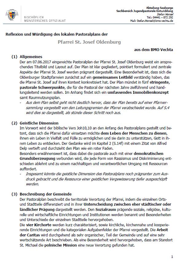 Wuerdigung_Pastoralplan